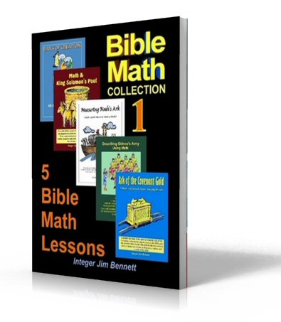 Bible Math Projects by Jim Bennett
